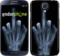 """Чохол на Samsung Galaxy S4 i9500 Рука через рентген """"1007c-13"""""""