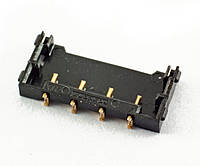 IPhone 4S коннектор батареи, разъем платы