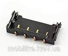 IPhone 4S коннектор батареї, роз'єм плати