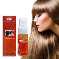 """Оригінал!Трав'яний тонік - ефективний засіб проти випадіння волосся """"Ginseng herbal Hair Tonic"""" (30мл)."""
