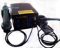 Термовоздушная паяльная станция Lukey 702 (фен + паяльник)
