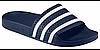 Тапки мужские Adidas Adilette dark blue