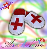 Тапочки домашние медицинские, фото 1