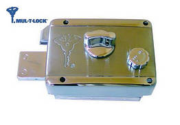 MUL-T-LOCK замок накладной Rim Lock HS2