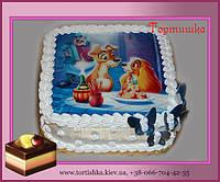 Торт Леди Бродяга