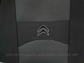 Чехлы тканевые для Citroen Jumper (1+2) 2007- г.