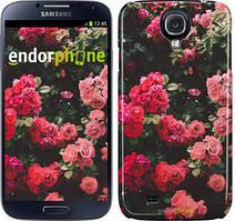 "Чохол на Samsung Galaxy S4 i9500 Кущ з трояндами ""2729c-13"""