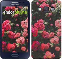 "Чохол на Samsung Galaxy A3 A300H Кущ з трояндами ""2729c-72"""