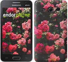 "Чохол на Samsung Galaxy Core 2 G355 Кущ з трояндами ""2729c-75"""