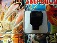 Умные часы Smart Baby Watch Q100s(GW200s) Black GPS,Wifi,Вибро, фото 3