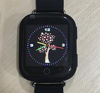 Умные часы Smart Baby Watch Q100s(GW200s) Black GPS,Wifi,Вибро, фото 4