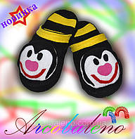Детские тапочки Пчела опт, фото 1