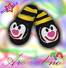 Дитячі тапочки Бджола опт