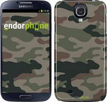 """Чохол на Samsung Galaxy S4 i9500 Камуфляж v3 """"1097c-13"""""""