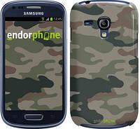 "Чехол на Samsung Galaxy S3 mini Камуфляж v3 ""1097c-31"""