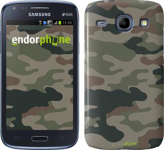 "Чехол на Samsung Galaxy Core i8262 Камуфляж v3 ""1097c-88"""