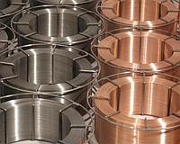 Проволока стальная сварочная марки Св-08Г2С  неомедненная  1,2 мм диаметром от ГОСТ МЕТАЛ