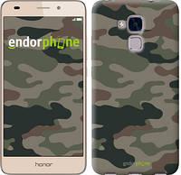 """Чехол на Huawei Honor 5C Камуфляж v3 """"1097u-356"""""""