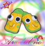 Дитячі тапочки Губка Боб, фото 3