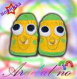 Дитячі тапочки Губка Боб, фото 2