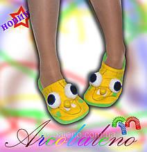 Дитячі тапочки Губка Боб