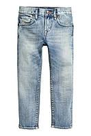 Джинсы H&M для мальчика 110, 122 см