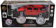 Машина на радиоуправлении Джип Hummer 666-91