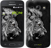 "Чехол на Samsung Galaxy Star Advance G350E Лев ""1080u-210"""
