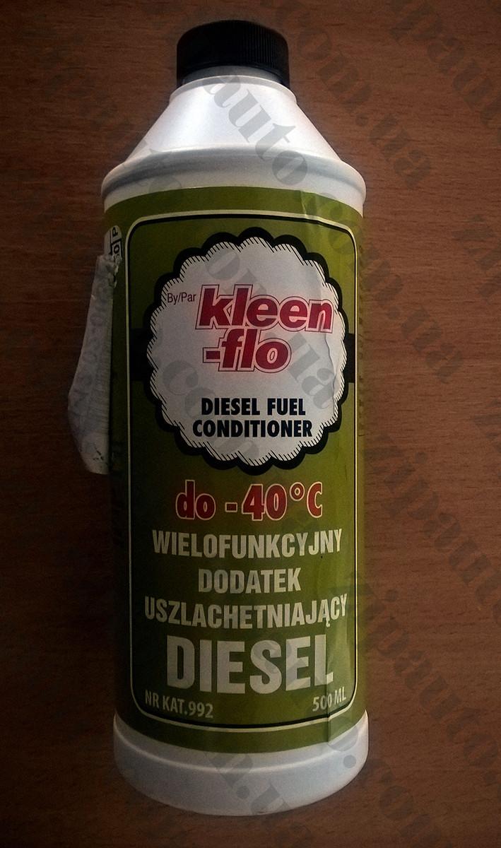 Стабилизатор дизельного топлива антигель KLEEN-FLO 0.5L