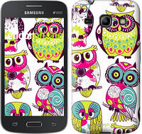 "Чехол на Samsung Galaxy Star Advance G350E Совы ""1805u-210"""