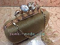 Вечерний женский клатч/Женская сумка Последние Самый стильный Сумка для через плечо только ОПТ