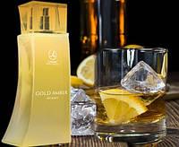 Gold Amber woman - эксклюзивная парфюмированная вода от Ламбре - 75мл