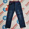 Детские джинсы в бабочки на девочек MERKIATO