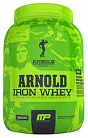 Iron Whey Arnold MusclePharm, 680 грамм