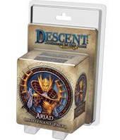 Спуск: Странствия во тьме: Ариад (миниатюра) (Descent (2nd edition): Ariad Lieutenant Miniature) настольная игра