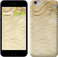 "Чехол на iPhone 7 Plus Кружевной орнамент ""2160c-337"""