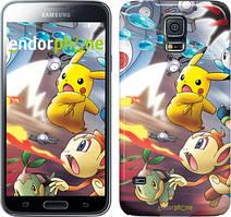 "Чехол на Samsung Galaxy S5 Duos SM G900FD Покемоны pokemon go v2 ""3771c-62"""