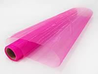 Органза простая  розовая, фото 1