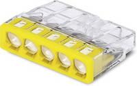 WAGO-клеммы 2273-245-Соединитель COMPACT для распределительных коробок 5-проводная клемма с пастой