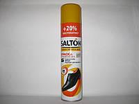 SALTON краска для восстановления цвета гладкой кожи черная.