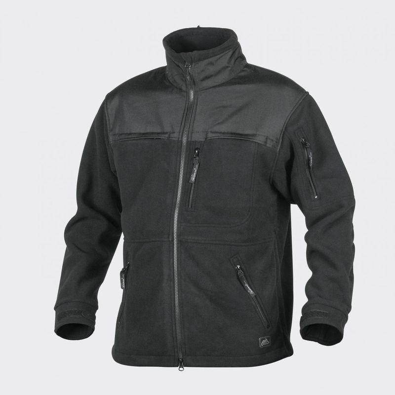 Куртка DEFENDER QSA™ + HID™ - Duty Fleece - черная