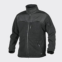 Куртка DEFENDER QSA™ + HID™ - Duty Fleece - черная ||BL-DEH-HF-01