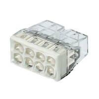 WAGO-клеммы 2273-248-Соединитель COMPACT для распределительных коробок 8-проводная клемма с пастой Подробнее: