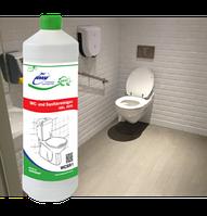 Комплексный очиститель санитарных зон с дезинфицирующим эффектом