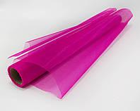 Органза простая декоративная фиолетовая, фото 1
