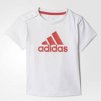 Детская футболка Adidas Performance I Fav Tee (Артикул: BQ7952)