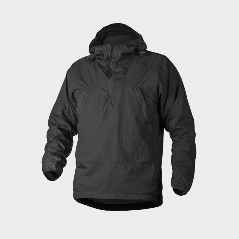 Куртка WINDRUNNER Windshirt - Nylon - Black