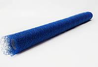 Органза паутинка синяя, фото 1