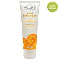 Очищающее средство для лица с суперфруктами и фактором роста хлореллы, Acure Organics, 118 мл