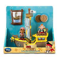 Игровой набор корабль с фигурками Иззи и Кабби. Джейк и пираты., фото 1